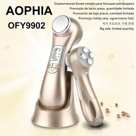 maquina facial ultra sonica do rejuvenescimento da pele do rf da maquina dos cuidados com