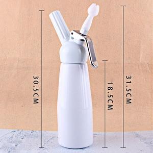 500 мл взбитые сливки диспенсер пенообразователь портативный крем Виппер для кофе десерты