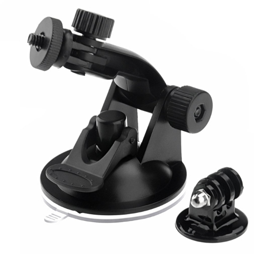 Sucker Suction Cup Action Camera Sport Cam Tripod Mount For Car Record Holder Stand Bracket For Gopro Hero 7/6/5