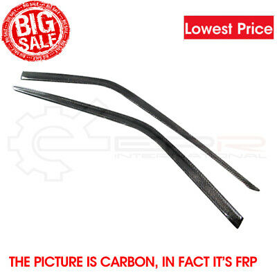 FRP волокно неокрашенные для Nissan R32 Skyline GTS GTR OE стиль Ветер Дефлектор автомобильные аксессуары внешние комплекты кузова