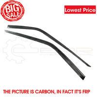 FRP Fiber Unpainted For Nissan R32 Skyline GTS GTR OE Style Wind Deflector Car accessories Exterior Body Kits