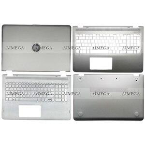 Новинка для ноутбука HP ENVY X360 M6-AQ M6-AQ005DX 15-AQ 15T-AQ, задняя крышка/Упор для рук/Нижняя крышка 856799-001 857283-001