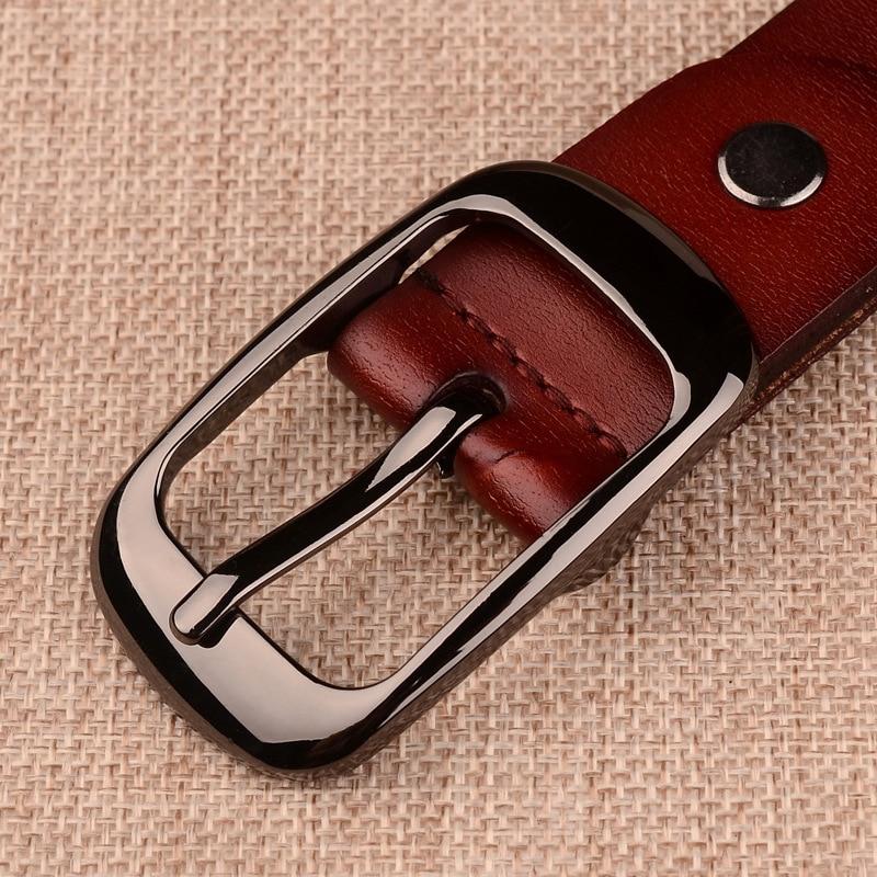 2020 female Buckle Ladies Belts Strap Students Belts for Women Leather Belts For Women luxury designer brand Belt 2