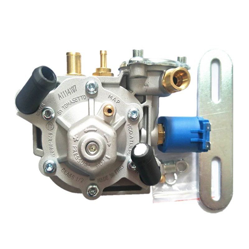Lpg Gas At13 Reducer For Lpg Car Conversion Kits / Lpg Fuel Injection Kit For Motorcycle Auto