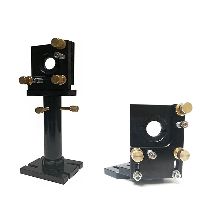CO2 Laser Head Set Reflective Mirror Focus Focusing Lens Integrative Mount Holder For DIY Laser Engraving Cutting Machine