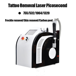 Picosecond Laser Tattoo Removal Machine Nd Yag Laser Spot Removal Pigment Removal Skin Beauty Device Factory direct selling