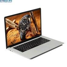 "15,"" ультрабук SSD 512 ГБ/256 ГБ/128 8 ГБ ОЗУ Windows 10 ноутбук процессор Intel 4 ядра бизнес арабский AZERTY Испанский Русский Клавиатура"