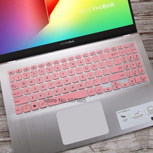 Skin-Protector Keyboard-Cover X509x509f 15-Asus for Vivobook 15-asus/X509x509f/X509fa/..