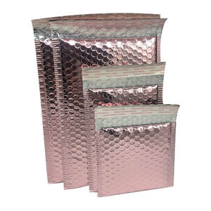 Envelopes-Bags Padded Mailing-Bag Mailers Foil Wedding-Gift-Supplies Bubble Rose-Gold