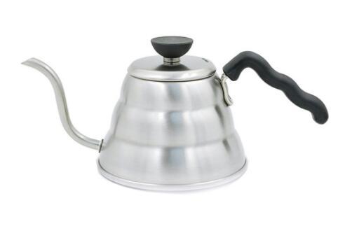 Gooseneck de Aço inoxidável Gotejamento De Café Hario Pote Chaleira Bule de Chá Chaleira Garrafa de Altíssima Qualidade Acessório de Cozinha 1000ML
