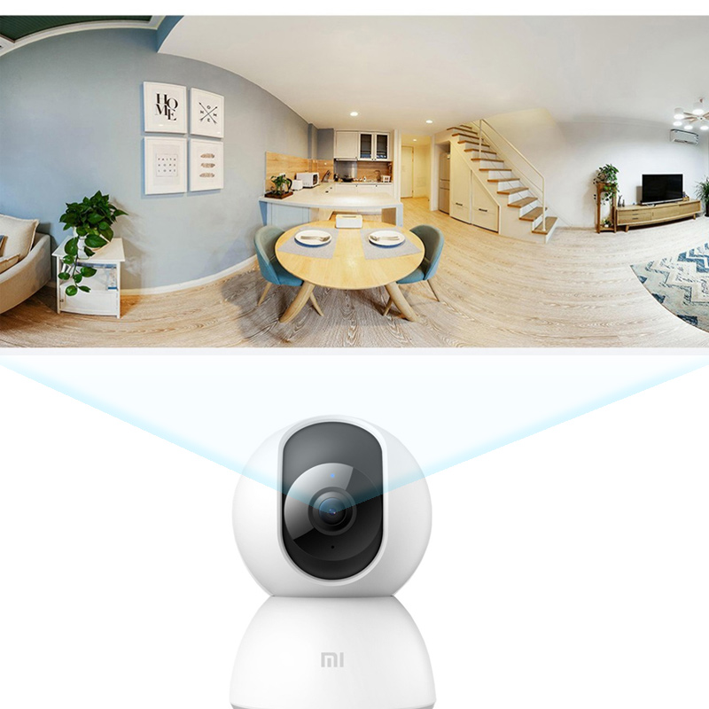 Kamera Xiao mi mi Home Security Kamera 360 ° 1080P - 3