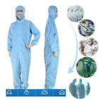 Coverall Chemical Ha...