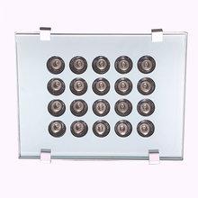 20 шт водонепроницаемые светодиодные ИК лампы для камеры видеонаблюдения