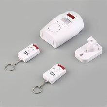 105 дБ новый движения PIR датчик дома шедовая система Burgular сигнализация беспроводной безопасности комплект Бесплатная доставка