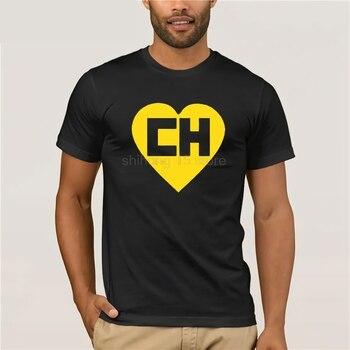 Забавная Красная футболка с Эль-шагулином, Колорадо, Мексику, Эль-ЧАВО, крутая Повседневная футболка с гордостью, Мужская футболка унисекс, ...