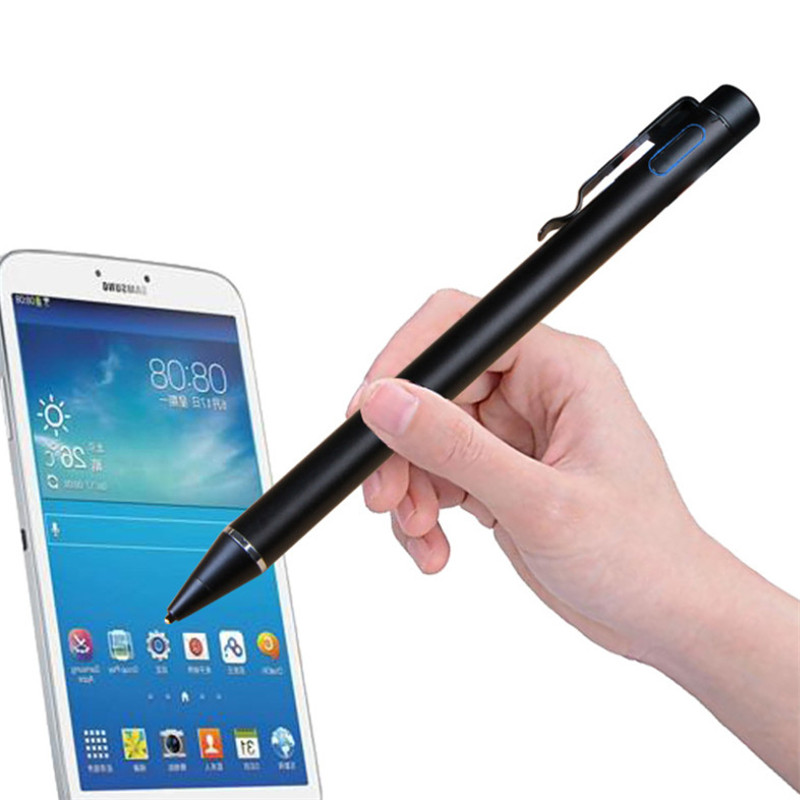 Active Stylus Pen For Touch Screens Charging Fine Point Smart Pencil Digital Stylus Pen Compatible With IPad And Most Tablet