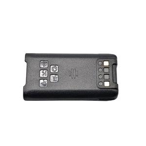 Image 2 - Original UV 9R PLUS แบตเตอรี่ Li Ion หูฟังไมโครโฟนสำหรับ Baofeng กันน้ำ Walkie Talkie UV 9R plusHam วิทยุแบตเตอรี่
