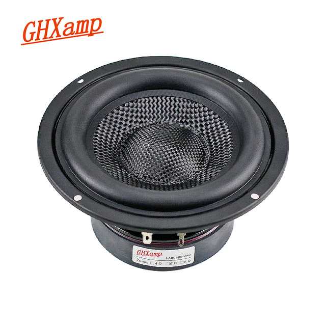 5.25 inch Subwoofer Speaker Fiberglass 4OHM 60W 1PC 1