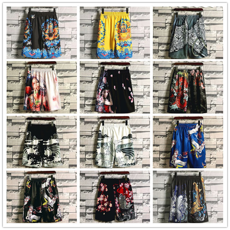 New Style 2019 Summer Sports MEN'S Casual Pants Camouflage Shorts Hose Pants Youth Popularity Straight-Cut Mid-rise Pants