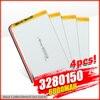 Dobra jakość 3280150 3.7V 6000mAH litowo-jonowy akumulator litowo-polimerowy do V88 V971 M9 Tablet PC GPS MP3 MP4 MP5 3282150 baterie