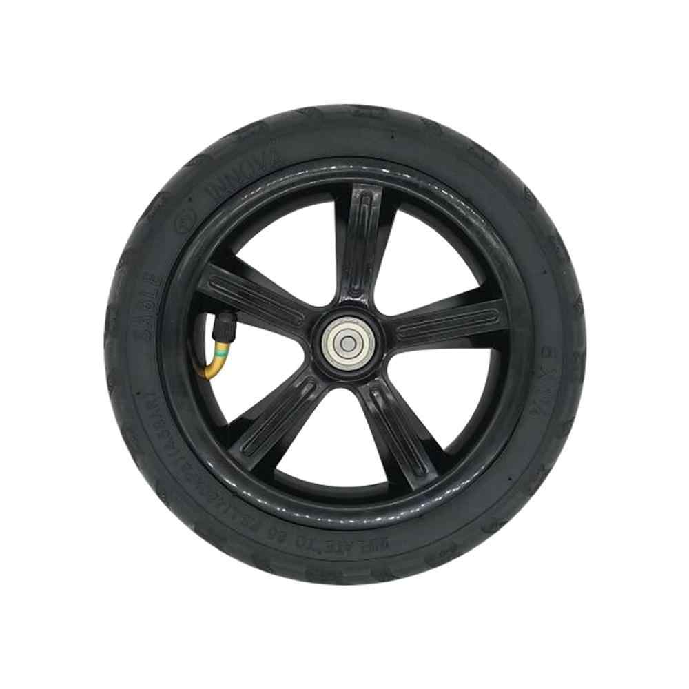 8inch Electric Scooter Solid Rear Wheel Tire Tyre Replacement Part Compatible with KUGOO Laputa Electric Scooter Wheel