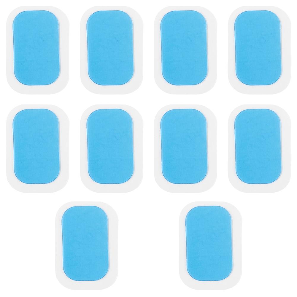 10 шт., сменные силиконовые подкладки для тела