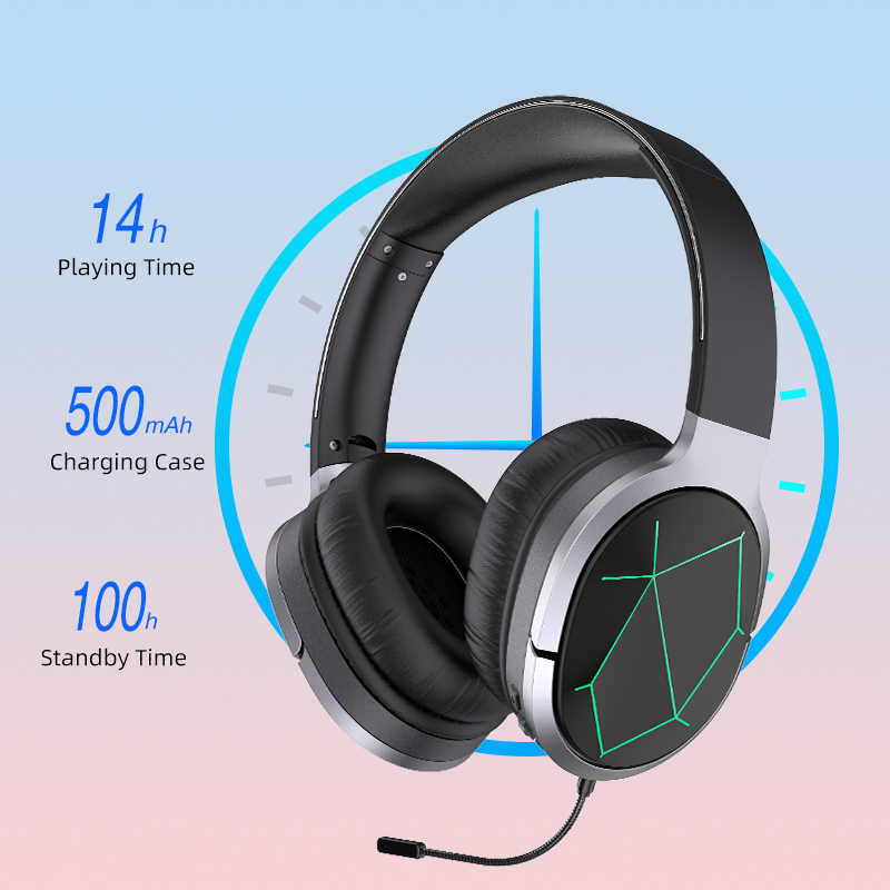 AWEI A799BL Gaming Headset Bluetooth V5.0 3D Sound Foldable Wireless Wired  Headphone 5000mAh Battery with External Microphone|Bluetooth Earphones &  Headphones| - AliExpress