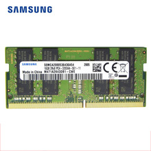 SAMSUNG DDR4 RAM 8G 16G pamięć RAM laptopa 3200MHz 1.2V DRAM Stick do notebooka Laptop 32GB 8GB 16GB 260-Pin 1.2V DIMM RAM