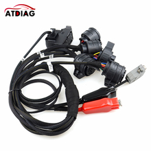 2021 Hot Sale Gearbox Adapter cables Read and Write work for DQ250 DQ200 VL381 Read and Write work with ECU Programmer