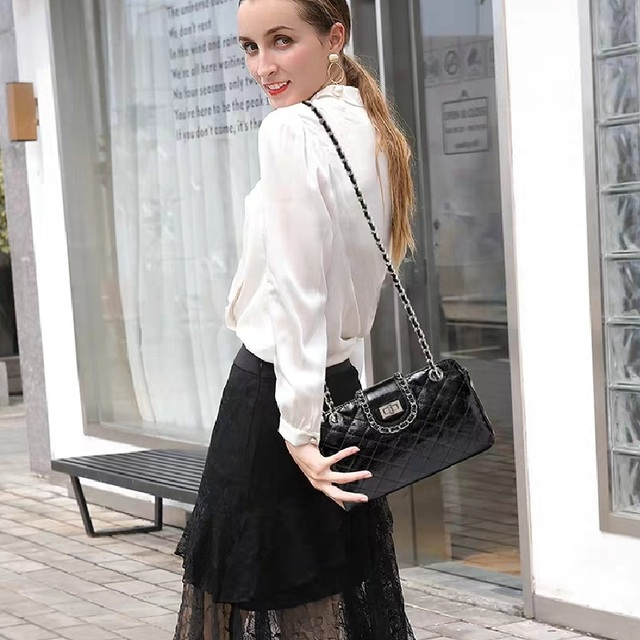 ZOOLER Fashion Genuine Leather Shoulder Bags for Women Luxury Female Tote Bag Roomy Commuting Handbags Luxury Cow bags#LT328