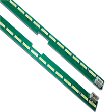 New Kit 2 PCS 60LED 602mm LED backlight strip for LG 55UF6450 55UH6150 55UF6430 6916L2318A 6916L2319A 6922L-0159A LC550EGE