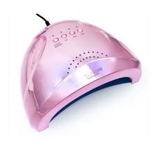 48W New SUNone Nail Phototherapy Machine Quick-drying UV Nail Phototherapy Lamp LED Nail Dryer UV LED with Sensor Nail Art Tool(China)