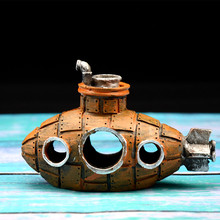 Creative a Undersea Landscape Decor resin ornament fish aquarium submarine decorations