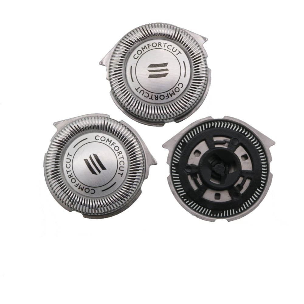 3pcs SH50/52 Replacement Shaver Head For Philips Norelco Series 5000 HQ8 S5100 S5010 S5500 SW5700 HQ6090 AT830 PT710 Razor Blade