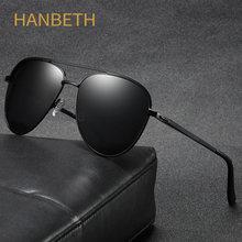 Солнцезащитные очки авиаторы поляризационные uv400 для мужчин