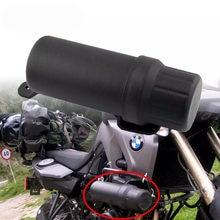 Universal Off-Road Motos Motorcycle Accessories Waterproof Tool Tube Gloves Raincoat Storage Box