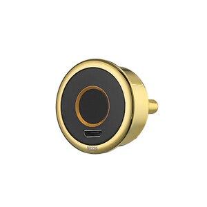 Image 4 - Mini cerradura de huella dactilar inteligente, cerradura de puerta eléctrica biométrica para cajón de armario