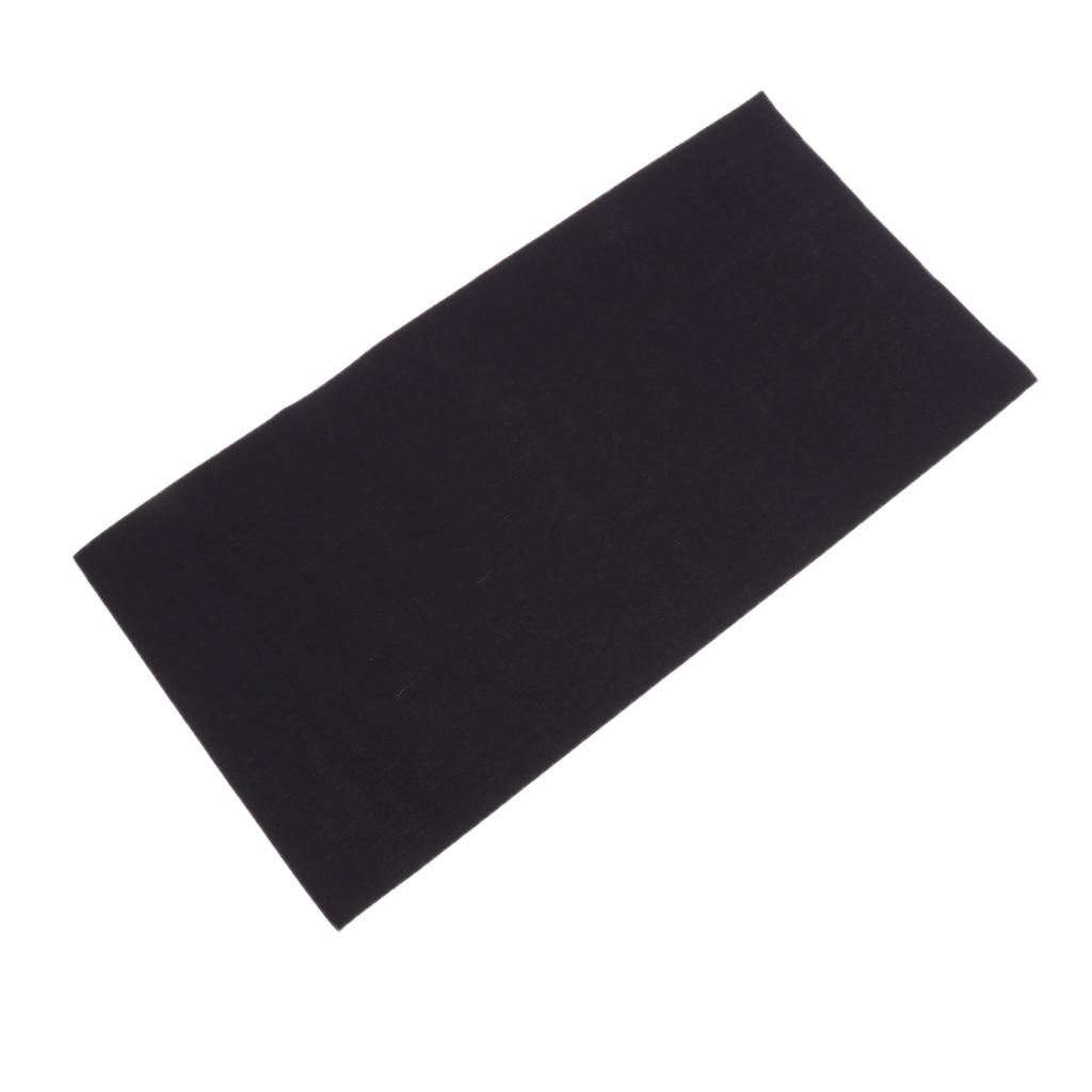 Washable Nylon Repair Patch for Jackets Umbrella Air Mattress Raincoat Black