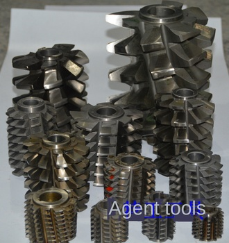 цена на Hole type worm gear hob m1.5-m20 gear cutter specification complete outer diameter different price different