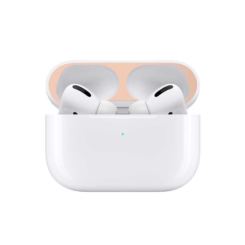 Debu Guard untuk Airpods Pro Case Kotak Stiker Debu Di Dalam Pelindung 2020 Baru Earphone Film untuk Apple Udara Pods 3 Penutup Stiker