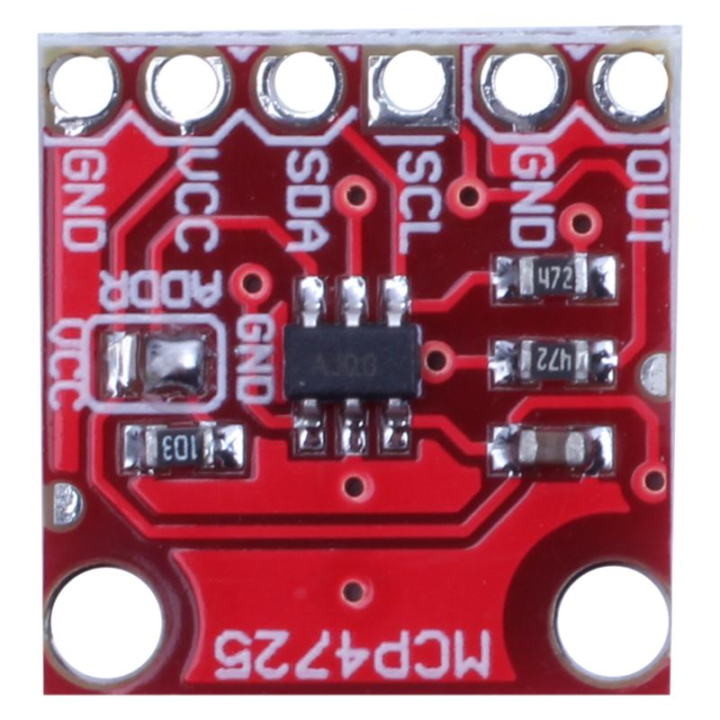 3Pcs CJMCU-MCP4725 I2C DAC Breakout Development Board Module