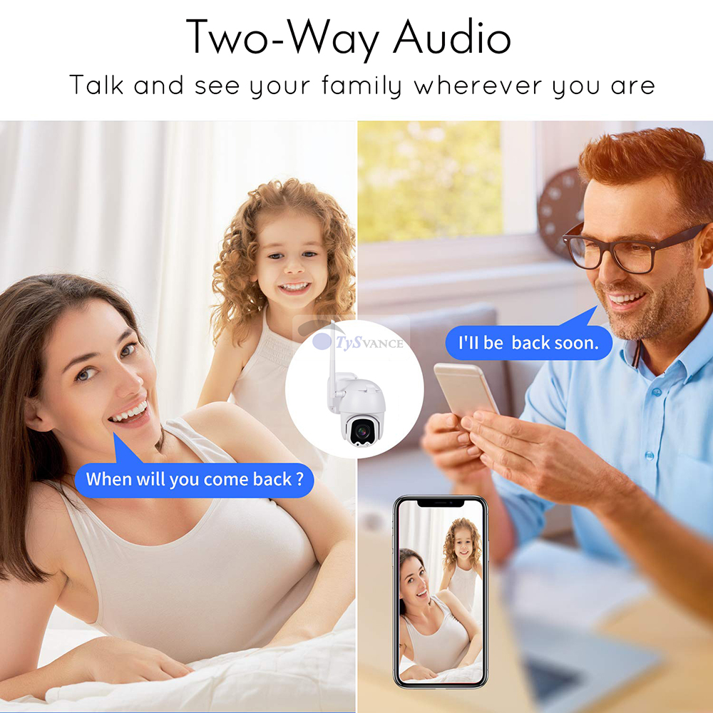 Two way audio (2)