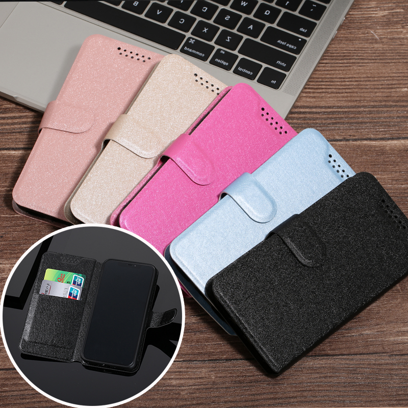 Luxury Silk Stand Wallet Flip Leather Cover <font><b>For</b></font> <font><b>Nokia</b></font> 5.1 <font><b>TA</b></font>-1061 <font><b>TA</b></font>-<font><b>1075</b></font> A-1076 <font><b>TA</b></font>-1081 Phone <font><b>Case</b></font> stand TPU Cover image