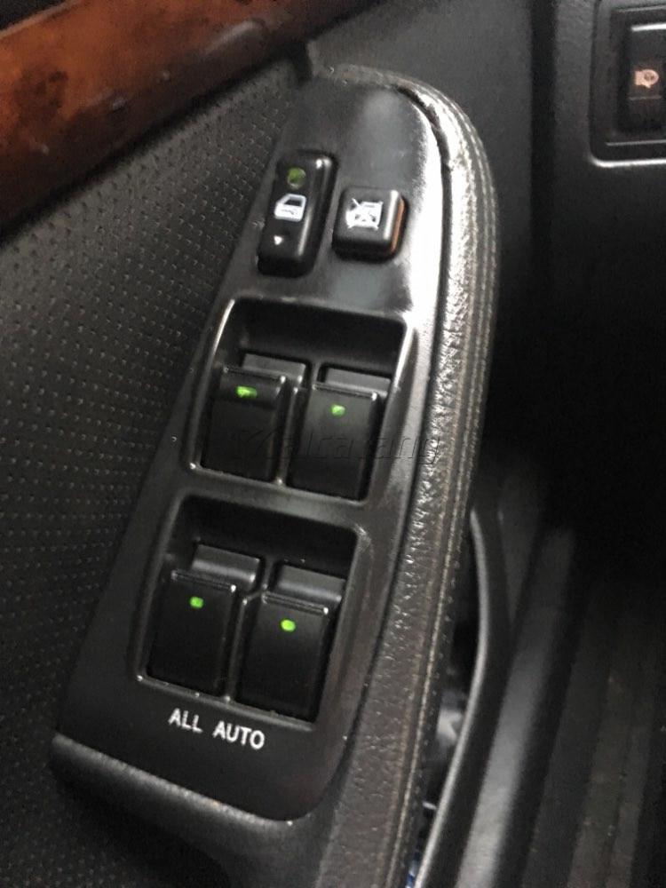 Malcayang 84820-05100 Toyota Avensis 용 새로운 파워 윈도우 스위치 8482005100 84802-05210 드라이버 사이드 윈도우 컨트롤 스위치