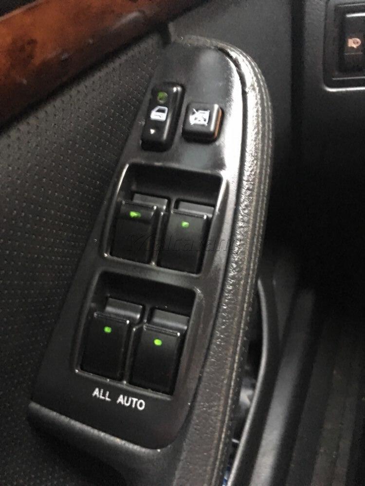 Nuevo interruptor de ventana de alimentación para Toyota Avensis 84820 05100-8482005100, interruptor de Control de ventana lateral del conductor malcajang 84802-05210