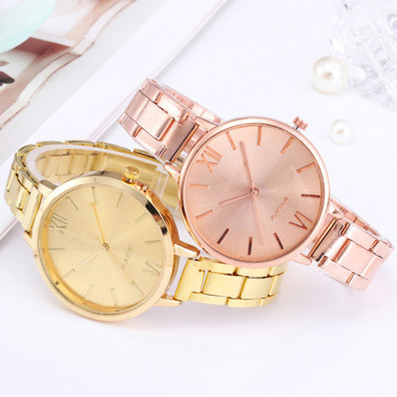 Woman Mens Retro Design Alloy Band Analog Alloy Quartz Wrist Watch Montre Homme Luxury Watches Men Stainless Steel|Women's Watches| |  - AliExpress
