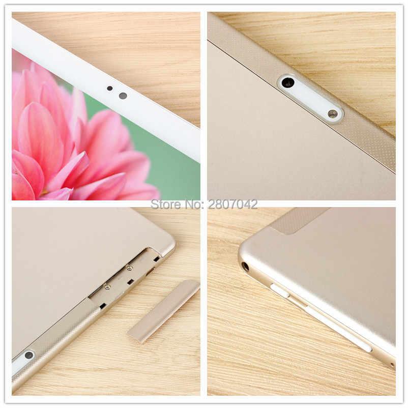 Nuevo 10 pulgadas 4G llamada de teléfono tabletas Android 9,0 Octa Core 6G + 64G Tablet Pc 3G 4G LTE Dual SIM tarjeta WiFi portátil GPS Bluetooth tab