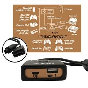 Image 5 - Brook Wingman Sd Converter Voor Xbox 360/One/Elite 1 & 2/Voor PS4 Voor PS3 Voor schakelaar Pro Controller Voor Sega Dreamcast & Voor Saturn