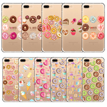 phone cover sweet fresh ice cream donut house cake soft case for iphone 11 5 5s 6s 6 s 7 8 pro plus se x xr xs max