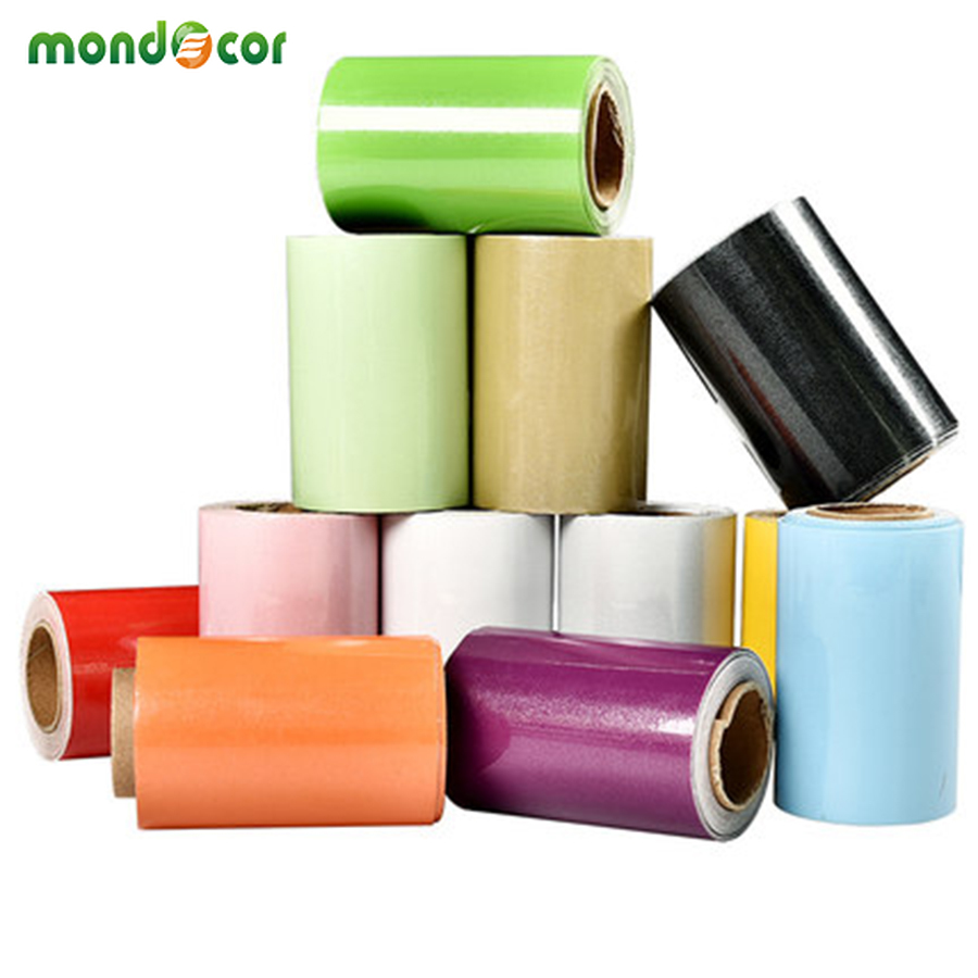 5M/10M Living Room Waterproof Wall Decor Waist Line Sticker Baseboard Tile Decals DIY Self Adhesive Solid Color Wallpaper Border